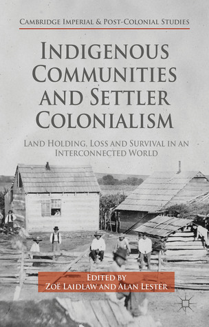 Indigenous Communities and Settler Colonialism Land Holding, Loss and Survival in an Interconnected World