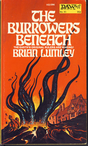 The Burrowers Beneath by Brian Lumley