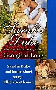 Sarah's Duke: and Ellie's Gentleman