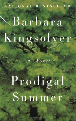 "Book cover of ""Prodigal Summer"" by Barbara Kingsolver"