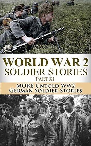 World War 2 Soldier Stories Part X - Ryan Jenkins