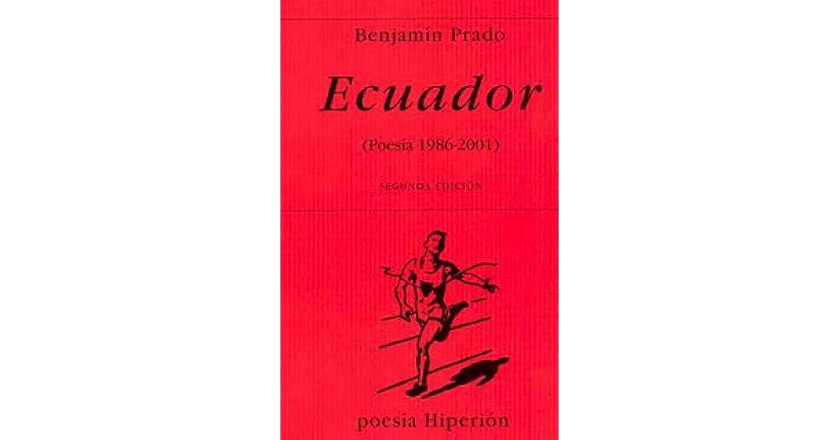 Resultado de imagen de ecuador benjamin prado