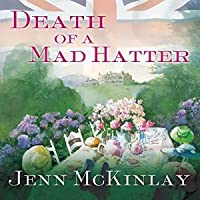 Death of a Mad Hatter (Hat Shop Mystery, #2)