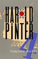 Complete Works, Volume IV (Pinter, Harold)