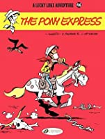 The Pony Express (Lucky Luke, #46)