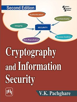 Cryptography and Information Security by V K  Pachghare