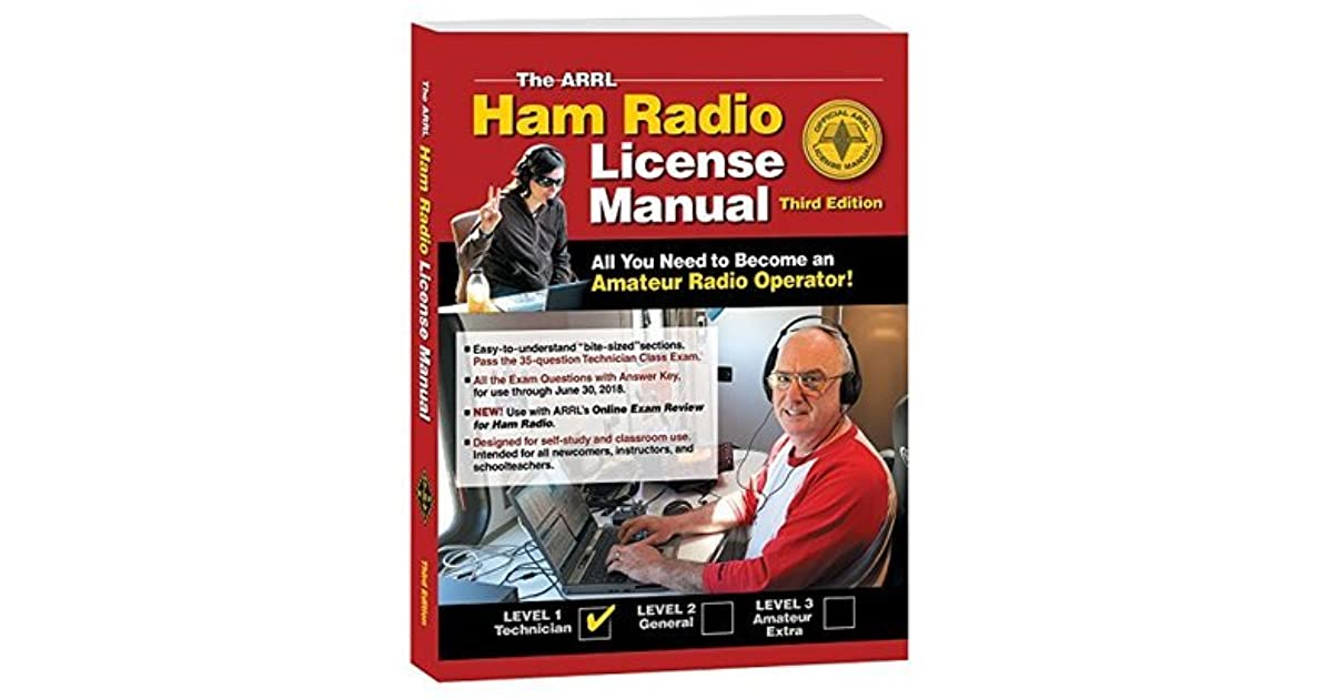 The Arrl Ham Radio License Manual By American Radio Relay League