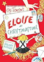 Eloise at Christmastime: Book  CD