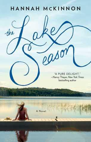 The Lake Season by Hannah McKinnon