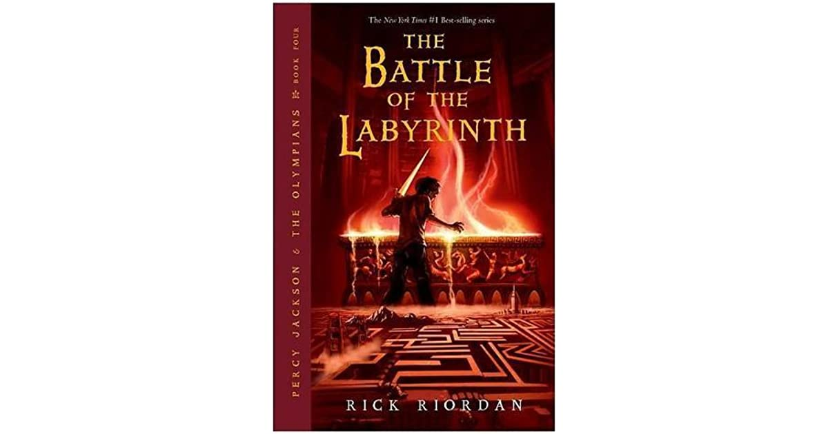 the battle of the labyrinth The information about the battle of the labyrinth shown above was first featured in the bookbrowse review - bookbrowse's online-magazine that keeps our members.