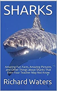 SHARKS: Amazing Fun Facts, Amazing Pictures, and Other Things about Sharks That Even Your Teacher May Not Know (Children's Books About Sea Life Book 4)