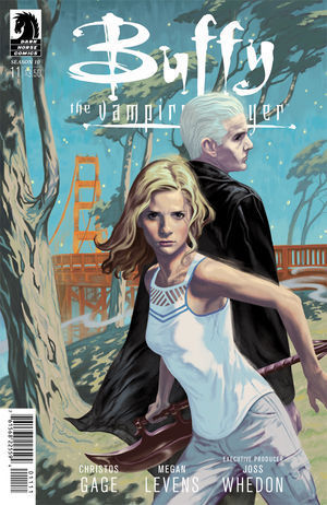 Buffy the Vampire Slayer: Love Dares You, Part 1