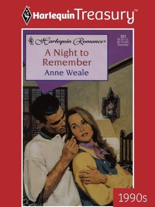 A Night To Remember  by  Anne Weale