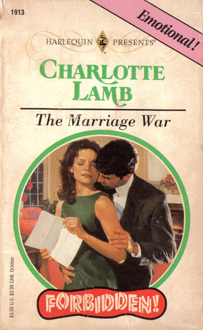 The Marriage War by Charlotte Lamb