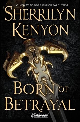 #8 Born of Betrayal by Sherrilyn Kenyon