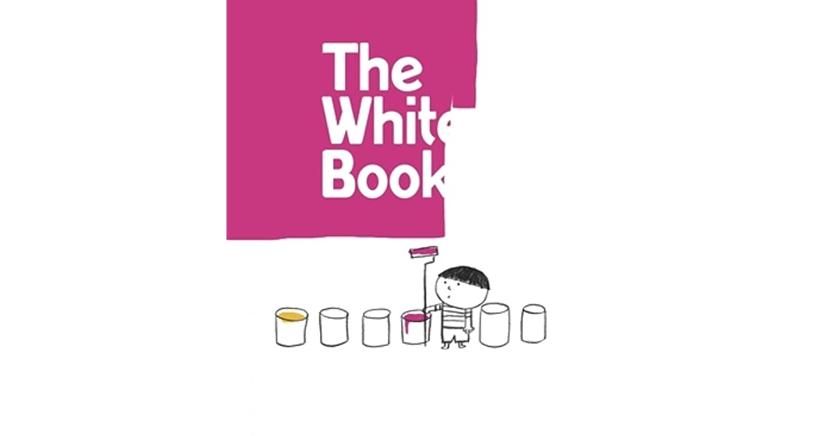 The White Book: A Minibombo Book by Silvia Borando