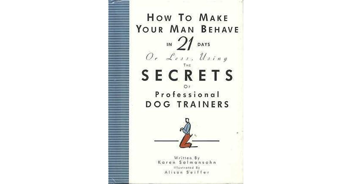 Secrets of a professional dog trainer pdf