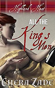 All The King's Men (Highland Heat, #2)
