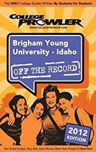 Brigham Young University - Idaho 2012