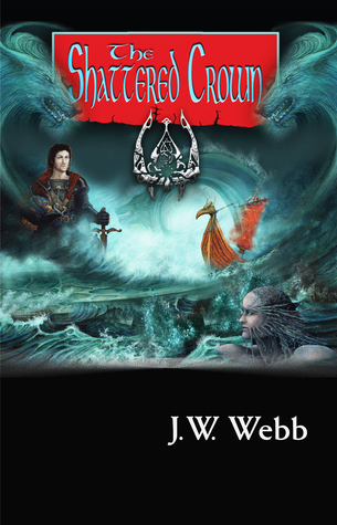 The Shattered Crown (Legends of Ansu, #2)