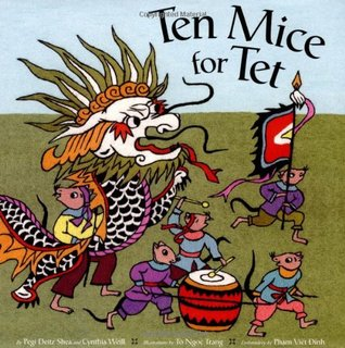 Ten Mice for Tet! by Pegi Deitz Shea