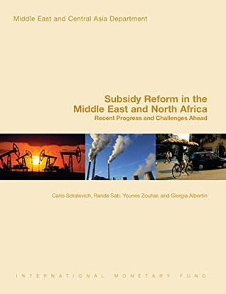Subsidy Reform in the Middle East and North Africa: Recent Progress and Challenges Ahead