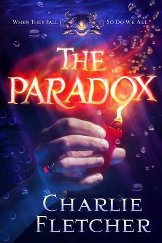 The Paradox (Oversight Trilogy, #2)