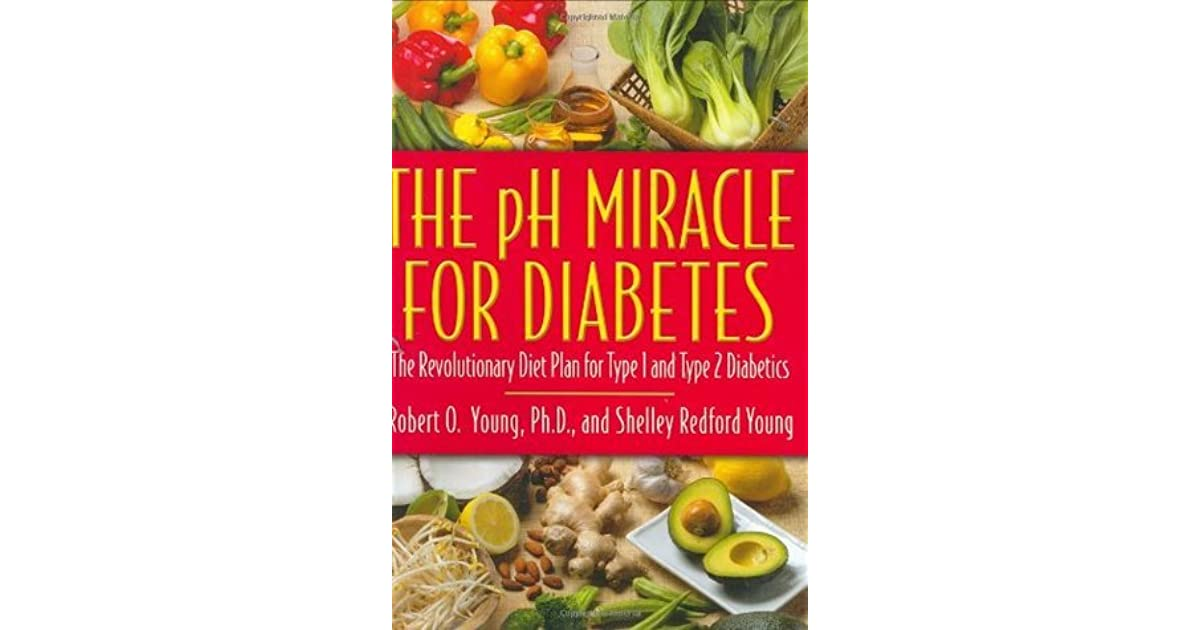 The PH Miracle For Diabetes Revolutionary Diet Plan Type 1 And 2 Diabetics By Robert O Young