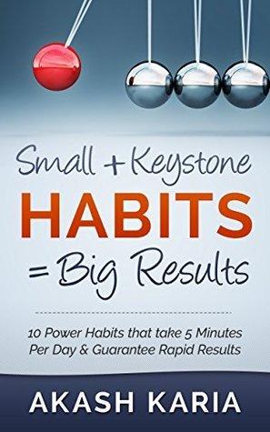 ak small habits key