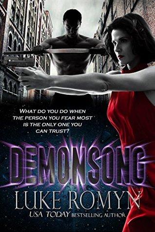 Demonsong (Ryder Novels, #1)