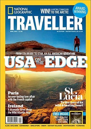 National Geographic Traveller UK JulyAugust 2017