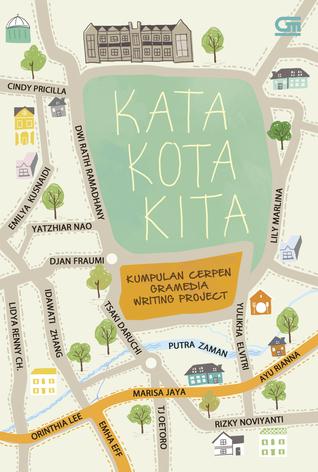 Kata Kota Kita by Ayu Rianna