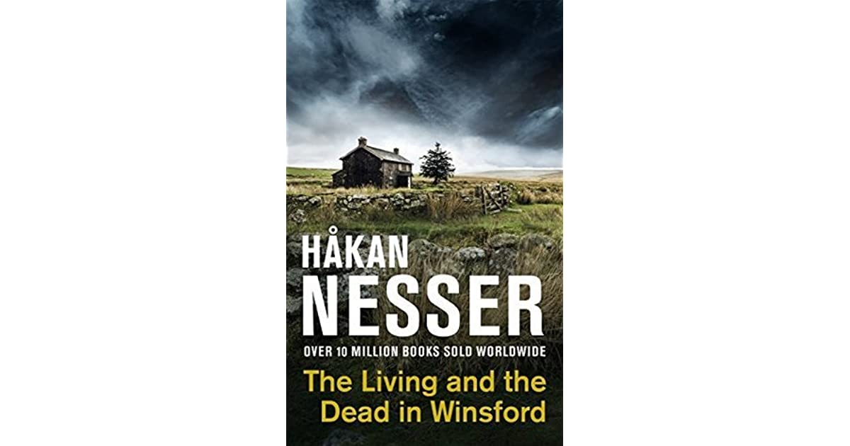 a53dd691ccc09d The Living and the Dead in Winsford by Håkan Nesser