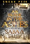 Review ebook SNEAK PEEK: An Ember in the Ashes by Sabaa Tahir