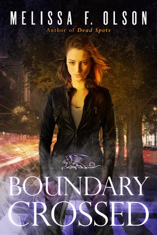 Boundary Crossed (Boundary Magic, #1)