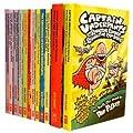 Captain Underpants 12 Books Set Collection