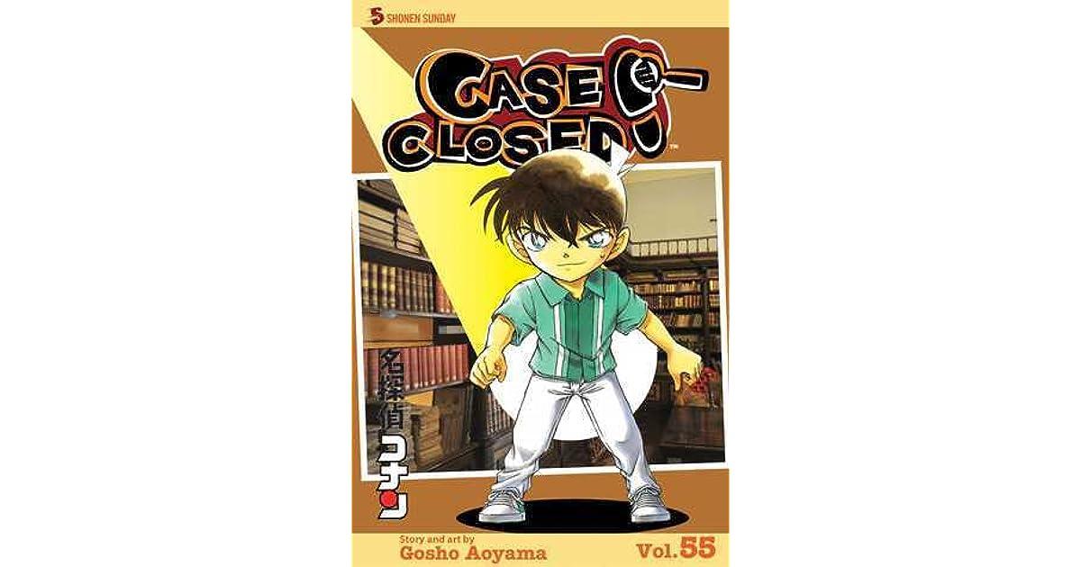 Case Closed, Vol. 55 by Gosho Aoyama