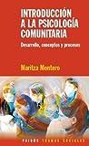 Introduccion a la Psicologia Comunitaria