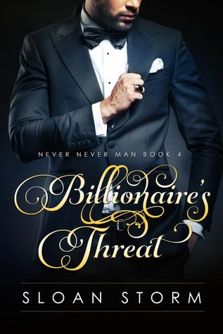 Billionaire's Threat (Never Never Man, #4)