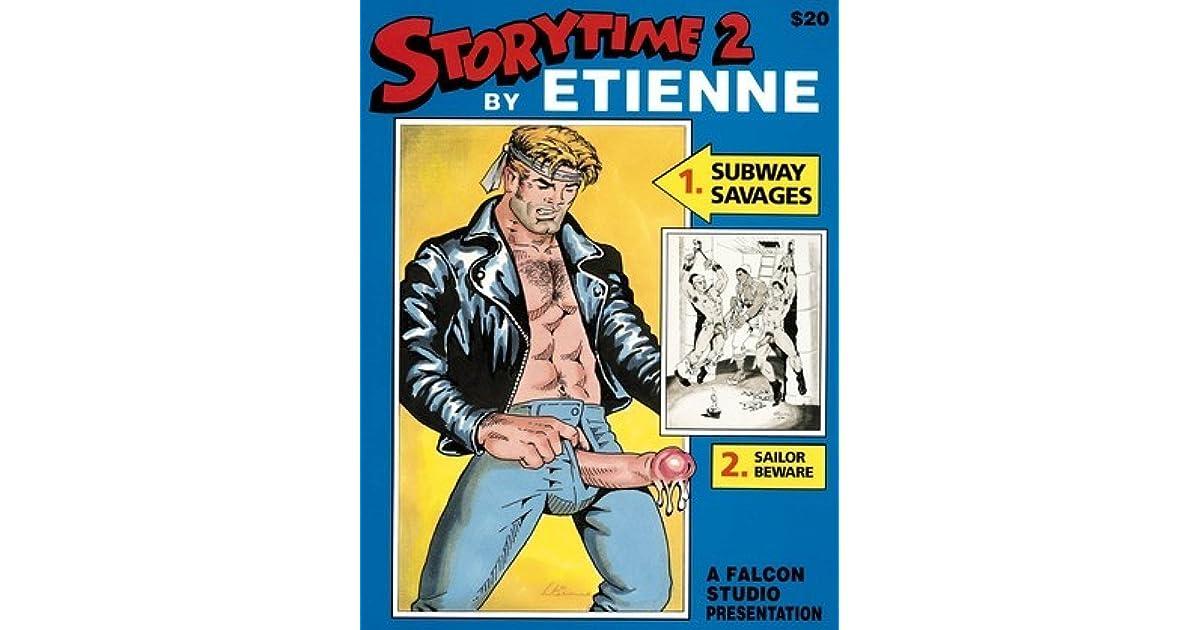 Etienne stephen gay comics