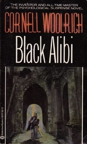 Image result for black alibi cornell woolrich