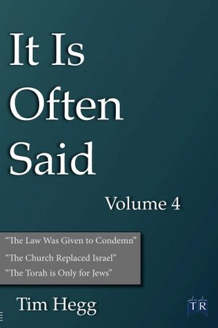 It is Often Said Volume 4 (It if Often Said)