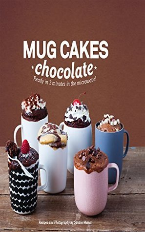 Mug Cakes Chocolate Ready in 2 Minutes in the Microwave!