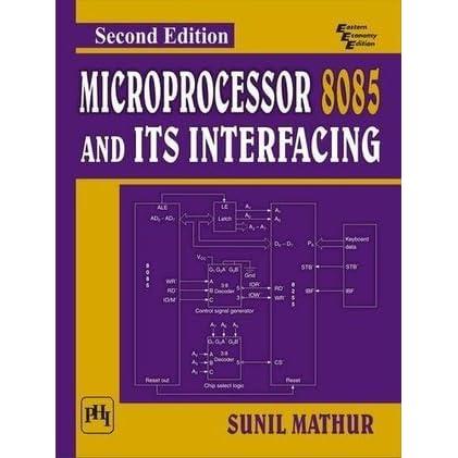 Microprocessor 8086 By Sunil Mathur Pdf