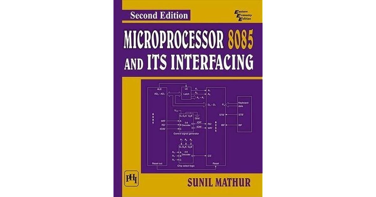 Microprocessor 8086 Sunil Mathur Pdf