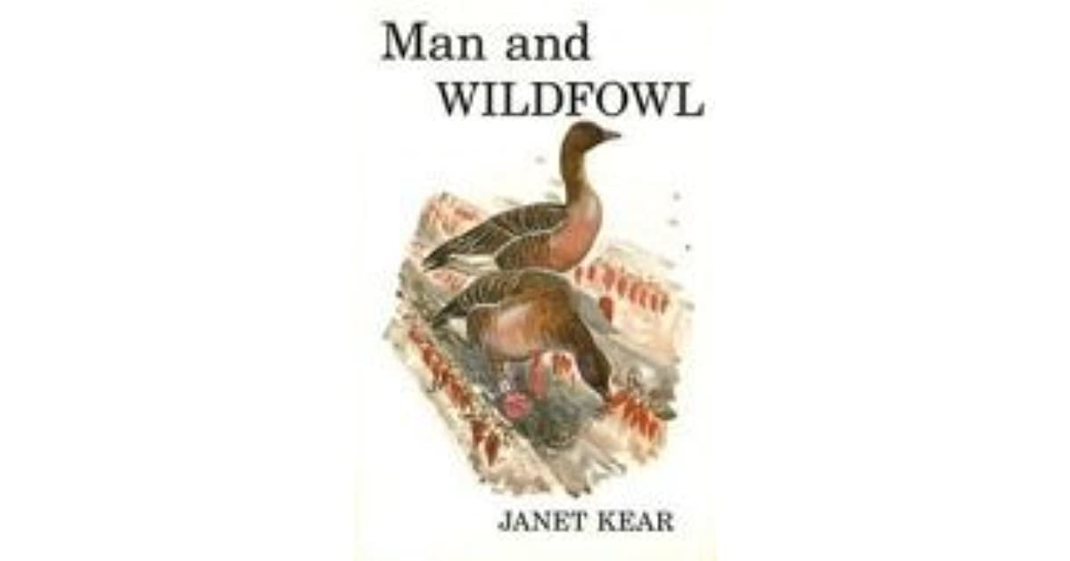Man Amp Wildfowl By Janet Kear border=