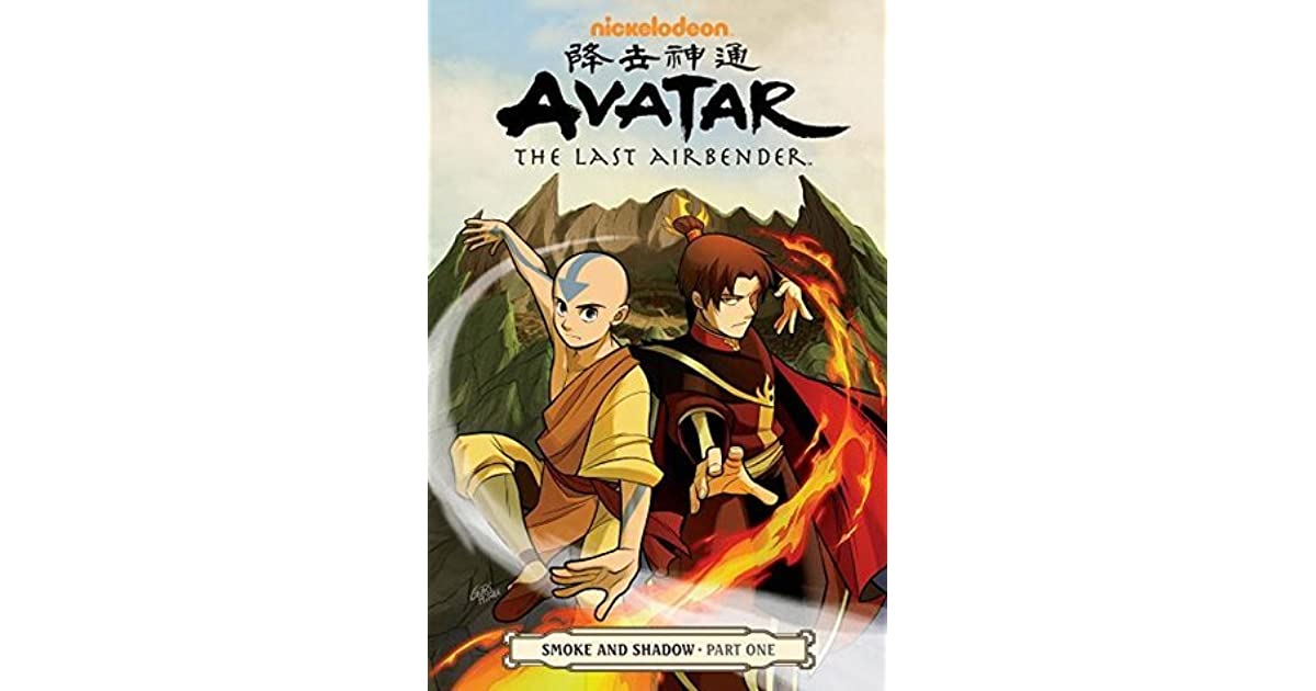 Avatar The Last Airbender Smoke And Shadow Part 1 By Gene Luen Yang