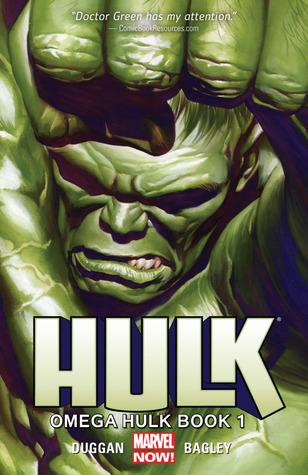 Hulk, Volume 2: Omega Hulk, Book 1