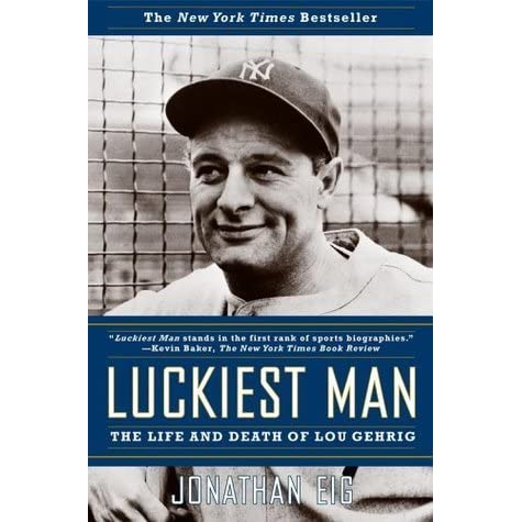 lesson plans on lou gehrig