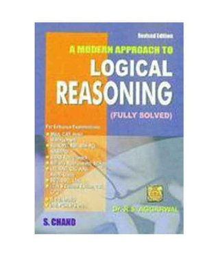 A Modern Approach to Logical Reasoning by R S  Aggarwal